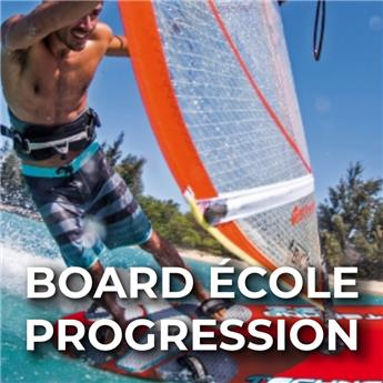 Board Windsurf Ecole Progression