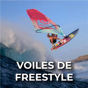 Voiles de Freestyle