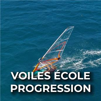 Voiles Ecole-Progression