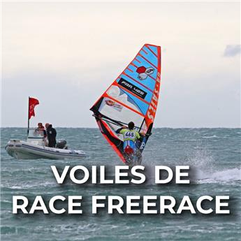 Voiles de Race-Freerace