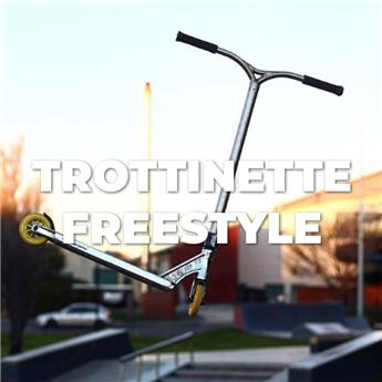 Trottinette Freestyle