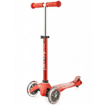 Trottinette enfant MICRO Mini Deluxe Rouge