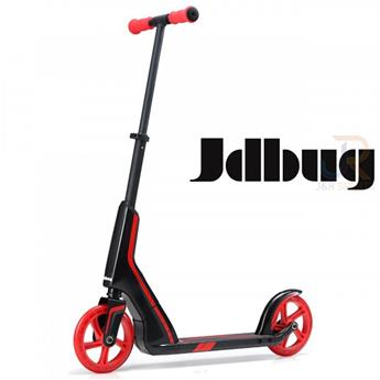 Trottinette Enfant JD BUG Smart 185 Black Red