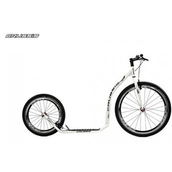 Trottinette Footbike CRUSSIS Urban 4.1 White 26/20