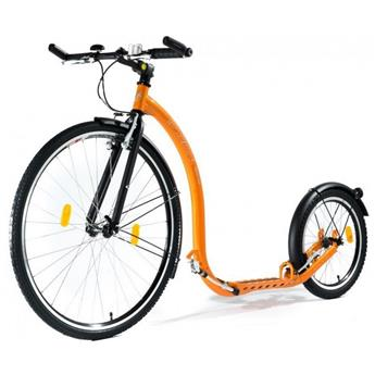 Trottinette Footbike KICKBIKE SPORT G4 ORANGE Orange