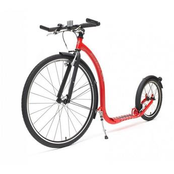 Trottinette Footbike KICKBIKE SPORT G4 RED Rouge