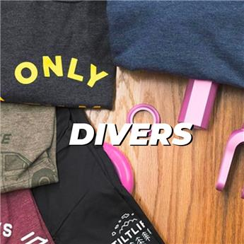 Wax, visseries, Divers