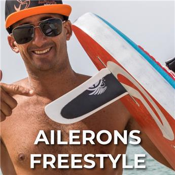 Ailerons Windsurf Freestyle