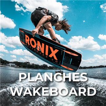 Planches Wakeboard