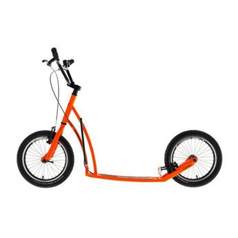 Trottinette Footbike MIBO PROFESSIONAL orange