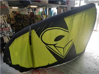 KITE / Aile nue DNA AIRUSH 2017 Taille 10m²
