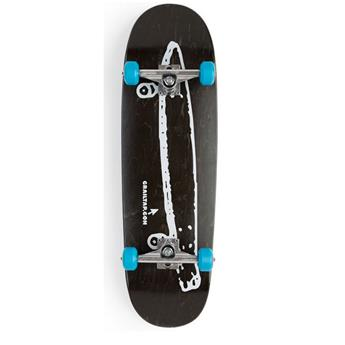 Cruiser Complet CRAIL Black Blue