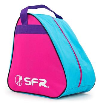 Sac de transport roller SFR Logo Boot Bag Pink Blue