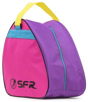 Sac de transport roller SFR Logo Boot Bag Rose Violet