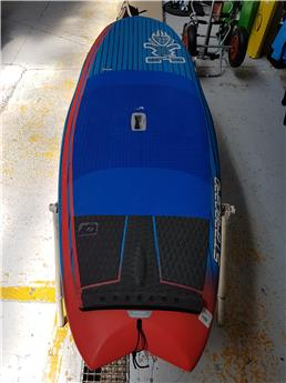 Board Sup HYPERNUT Blue Carbon STARBOARD 2016 Taille 7´4´´x30´´x3´9´´ Occasion C