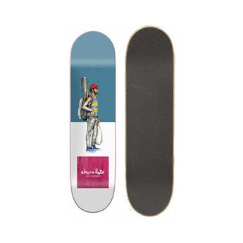 Plateau Skate CHOCOLATE Fernandez Everyday People 8
