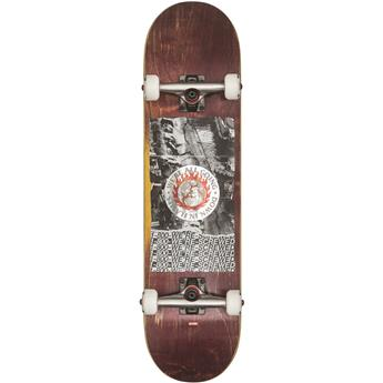 Skateboard Complet GLOBE G2 In Flames Holo Quake