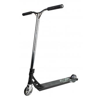 Trottinette Complète ADDICT Equalizer Black Chrome