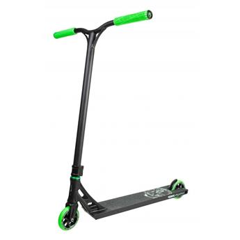 Trottinette Complète ADDICT Equalizer Black Green