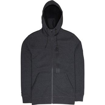 Veste Sweat BILLABONG QUADRANT ZIP 1278 BLACK HEATHER