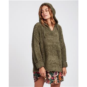 Sweat Femme BILLABONG HOLY SPIRIT 31 OLIVE