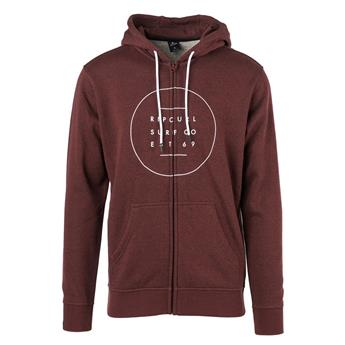 Sweatshirt RIPCURL ALL AROUND SURF FLEECE 9556 ANDORRA MARLE