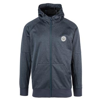Sweatshirt RIPCURL WETLAND ANTI-SERIES FLEECE 9446 PEWTER GREY MAR