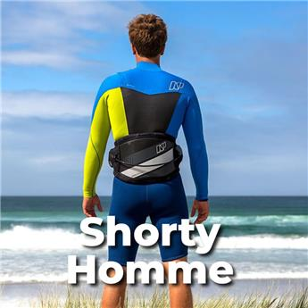 Combinaison Shorty Homme