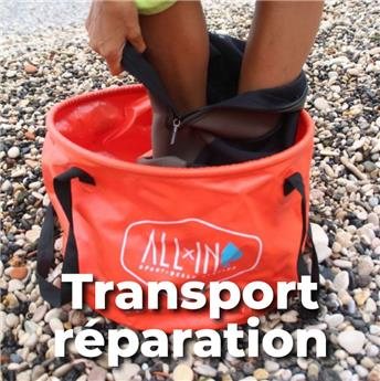 Entretien, Transport Waterwear