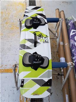 Board kite LIQUID FORCE INFLUENCE 137x42 Occasion C