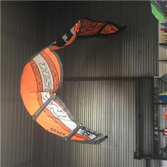 Aile Kite Complète DRAFT NAISH 2014 Occasion C 12m²