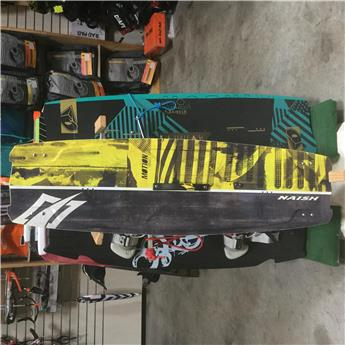 Board Kite Twin-Tip MOTION NAISH 2013 Taille 138*41.5cm Occasion C
