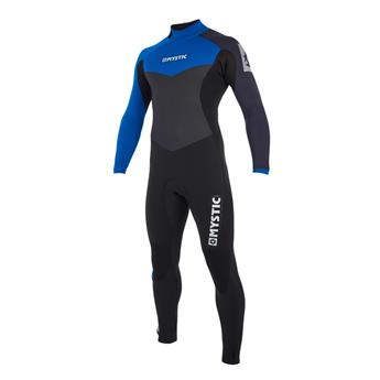 Combinaison surf MYSTIC Drip Fullsuit 5/4mm Back Zip 400 Blue