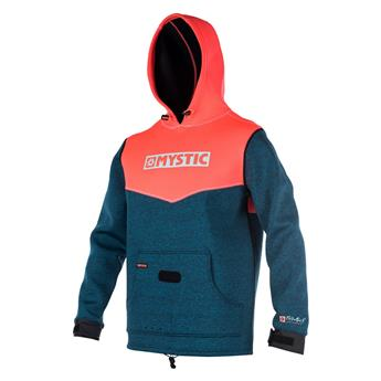 Veste Néoprène MYSTIC Voltage Sweat 370 Coral