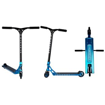 Trottinette Freestyle AO SCOOTER Quadrum 3 Blue