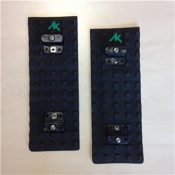 Pad surf avec inserts footstrap AK GOIP