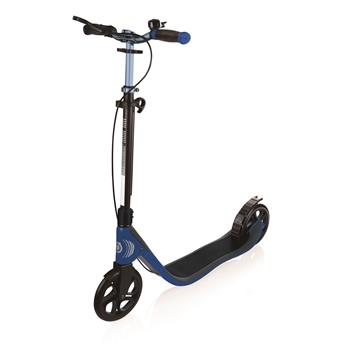 Trottinette Adulte GLOBBER  One NL205 Deluxe Titanium Navy Blue