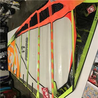 Voile Windsurf FIREWING MK3 RRD 2015 7.8m² Occasion C
