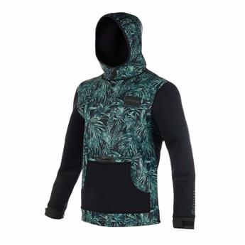 Sweat néoprène MYSTIC Voltage 605 Green Allover