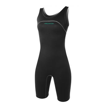 Shorty femme NEILPRYDE Thermabase Short Jane C1 black/teal