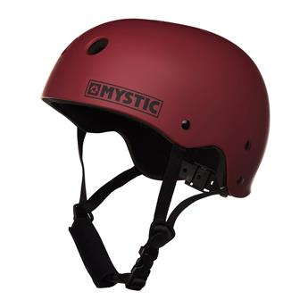 Casque wakeboard kitesurf windsurf MYSTIC MK8 Helmet 345 Dark Red