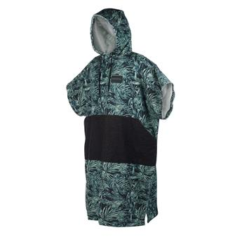 Poncho MYSTIC Allover 605 Green Allover