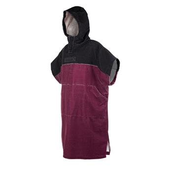 Poncho MYSTIC  345 Dark Red