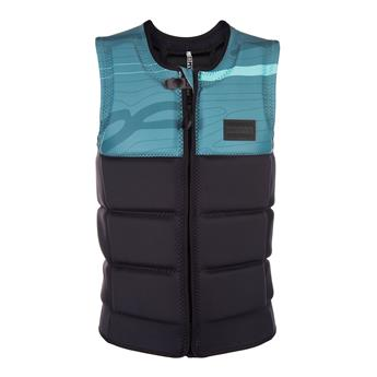 Gilet impact vest wakeboard MYSTIC Marshall front zip 690 Mint