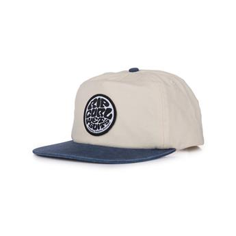 Casquette RIP CURL washed wetty snap back cp 49 navy
