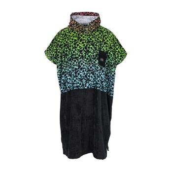 Poncho RIP CURL team  90 black