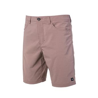 "Walkshort RIP CURL access twill 19"" 763 dark red"