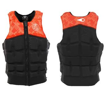 Impact veste Wakeboard SOORUZ VAMP+ CE Approved EPI 89-686 2019 Orange
