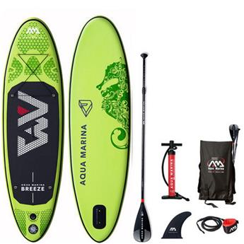 Pack Sup paddle Gonflable AQUA MARINA Breeze 9´0