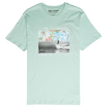T-shirt BILLABONG high line 2890 cool mint